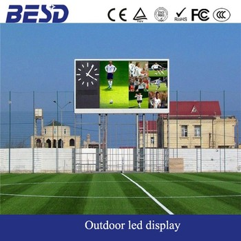 Advertising high brightness outdoor full color p16 Led display