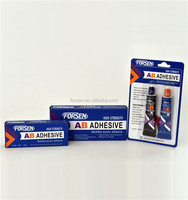 Two component super AB adhesive, epoxy adhesive
