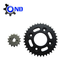Top quality motorcycle sprocket for honda wave 125
