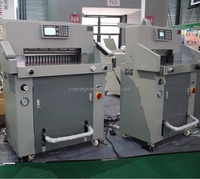 factory guillotine paper cutter,automatic Paper cutter machine 72 electric guillotine machine