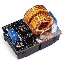 Mini DC 5-15V 150W ZVS Induction Heating Board High Voltage Generator Heater With Coil for Tesla Jacobs ladder Driver