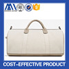 PU Leather white tote men shoulder strap handbags