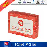 paperboard file paper box packaging box