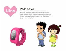 Kid Safe GPS Q50 smart Watch Wristwatch SOS Call Location Finder Locator Tracker for Kid Child Anti Lost Monitor Baby Son