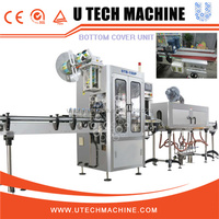 low price Automatic Sleeve Labeling Machine/line