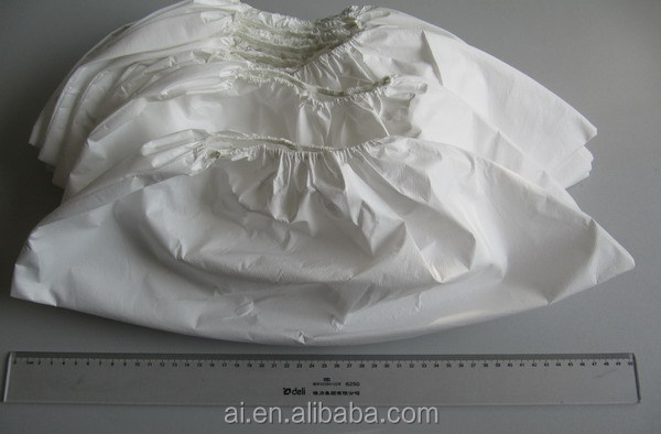 CPE Disposable Shoe Cover/Overshoe