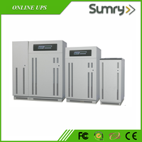 10KVA online uninterruptible power supply LCD display 3phase input and single phase output low frequency
