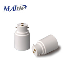 B22 to E27 lamp adapter Base adapter B22 Socket E27 Socket E27 to B22 Adapter Converter Base for light holder