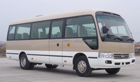 JAC 6M 16+1 seats mini bus Toyato type coaster bus price