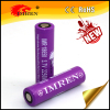 IMREN Lithium Ion Battery 18650 2250mah 40a 3.7V rechargeable batteries for power mods