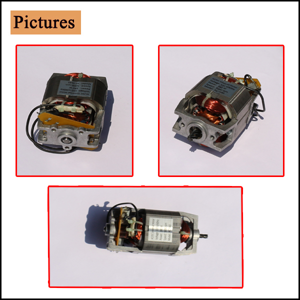 Ac Dc Universal Motor 110v For Electric Appliances View