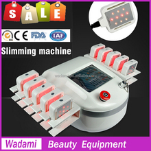 2017 Aesthetic machines used lipo laser lipolysis slimming machine/lipolysis slimming machine
