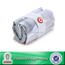 Lead Free Promotional Target 190T Nylon Foldable Shopping Bag