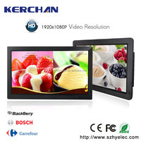 18.5 inch HD LCD video screen lcd digital publicidad