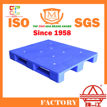 120 X 120 Heavy Duty Disposable Plastic Pallet with wheels for sale made in China Guangzhou
