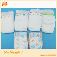 2014 hot new products medical supply printed adult diaper