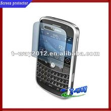 Factory price membrane screen guard for blackberry 9000