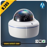 HI3516A IR night vision dome camera low lux 4.0MP p2p H.265 ip camera support ip66 ir distance 30 meter cctv camera