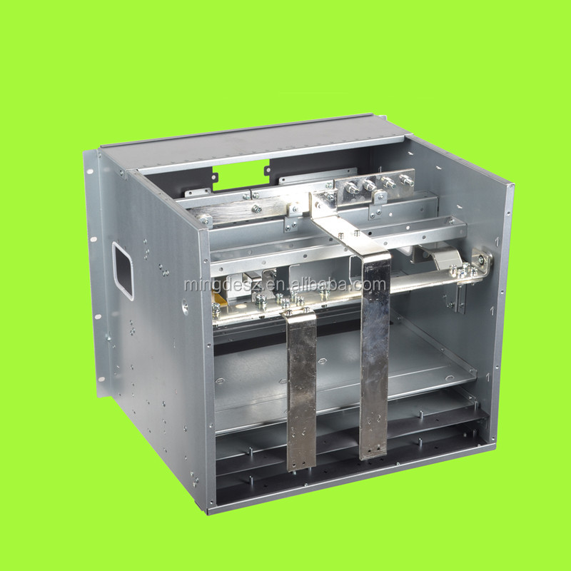 Stainless steel electronic enclosure for switch power supply