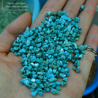 hot sale sand and gravel wash plant pure natural blue turquoise quartz gravels gravel price for gardens