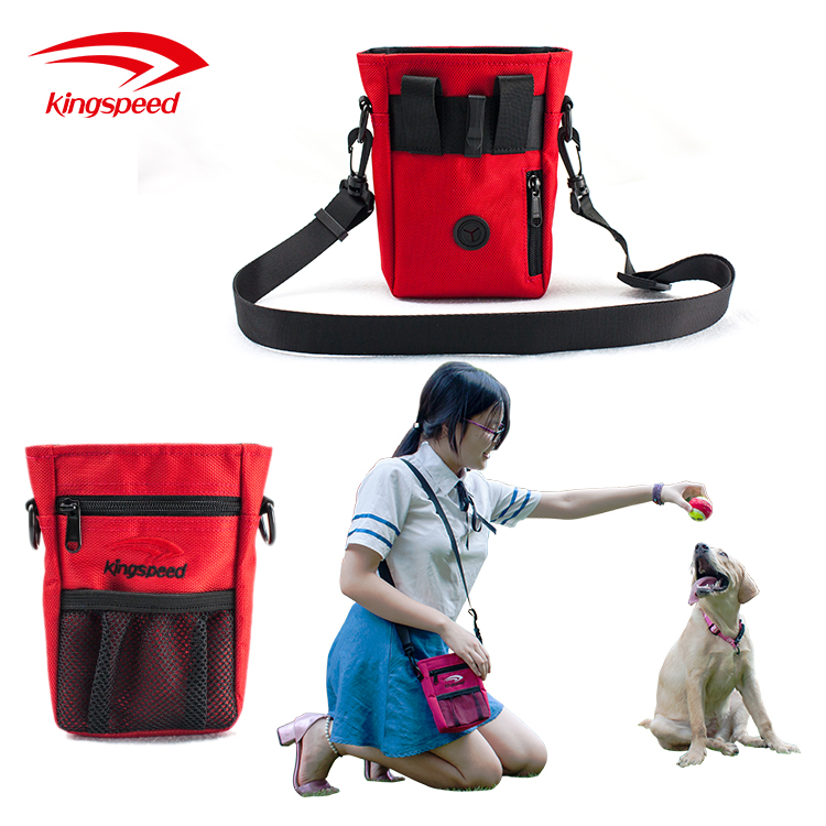 Amazon best selling premium Dog Treat Training pouch with belt