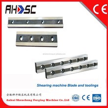 Hot rolled plate shear blade