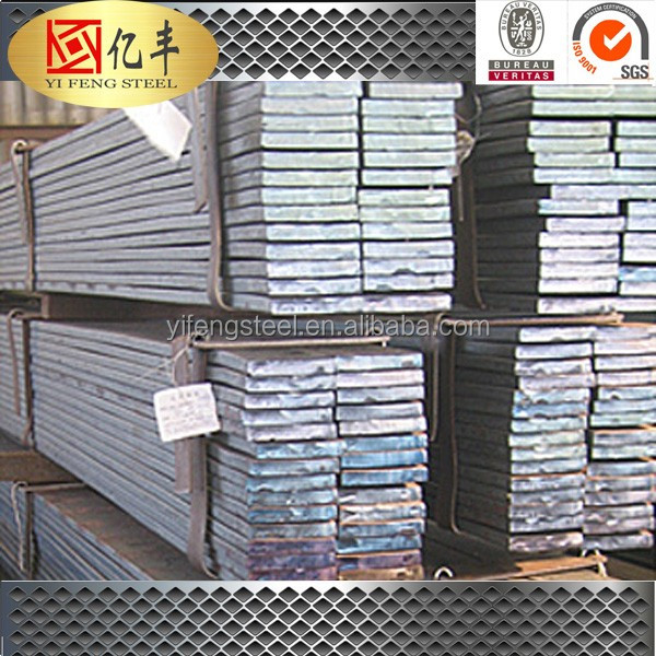 Different Sises Good Price Q345 Mild Steel Flat Bar