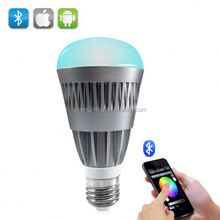 list of new products,Free APP,individual color led bulb 6w