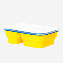 Carry-Out Stackable Sunrise Food Container