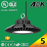 C-tick CE EMC GS LVD RoHS UL Energy Star Approval Ip65 Led High Bay Light 100W With Philips Chip