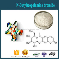 Favorites Compare Scopolamine Butylbromide 98%, Hyoscine N-butyl bromide /Hyoscine Butylbromide CAS NO149-64-4