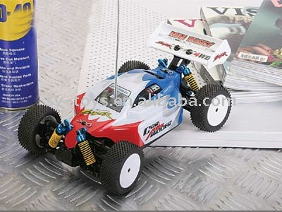 1: 18 escala r/c mini 4wd