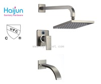 UPC &CUPC Approved Thermostatic Mixer Pressure Balanced Cartridge Shower Faucet