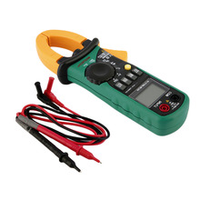 New Digital Clamp Meter Current AC/DC Voltage Tester for MASTECH MS2008ABrand New