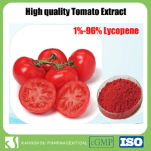 High quality organic Food Grade Tomato Extract 99% Lycopene