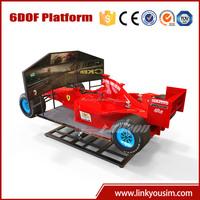 Guangzhou Linkyou design car driving simulator game