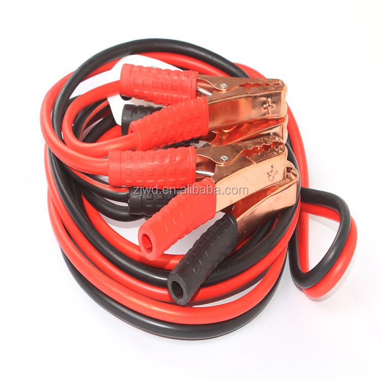High Quality Wholesale Portable Jumper Cable Clamps, Jumper Lead,Battery Booster For Car Emergency