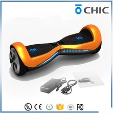 6.7inch 2 wheel bluetooth hoverboard with samsung battery and taotao motherboard