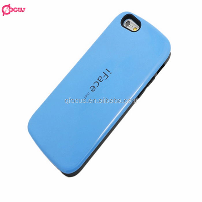 New Fashion IFACE MALL Hard Case for IPhone 4 4S, smart phone case for iphone 4 4s iface mall case