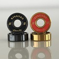 Skateboard Bearing Manufacturer of Kingsk8 Black Si3N4 Ceramic Ball Skateboard Bearing