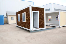 prefab mobile for sale for Algeria 20ft prebuilt container home