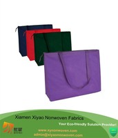 Large Non-Woven Polypropylene Reusable Shopping Bag with Zipper