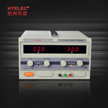 HYELEC SWITCHING MODE HY3020E 0-30V/0-20A DC POWER SUPPLY