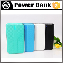Factory new coming smart mobile power bank brand Dual USB Lithium polymer Universal fast charging Power Banks