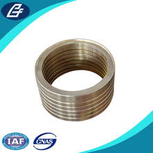 Cu sintered bronze bushing for sale