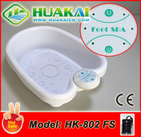 Simple operation foot detox basin/foot detox blood circulation device HK 802FS