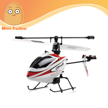 China Manufacture WL Toys V911 2.4G 4 CH RC Helicopter with gyro Single Blade RC Toy