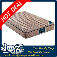 wholesale hot single size continuous spring indian mattress
