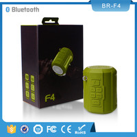 Cute looking sound great mini cheap price waterproof active speaker box with FM radio