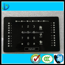 1.1mm 2mm 3mm 4mm smart switch glass panel made in ShenZhen